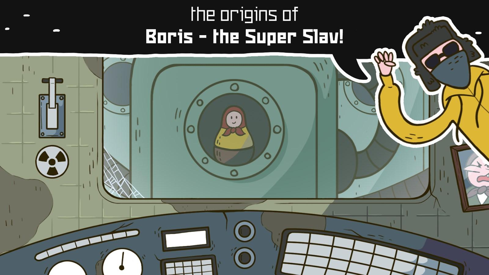Life of Boris: Super Slav - Imagem 1 do software