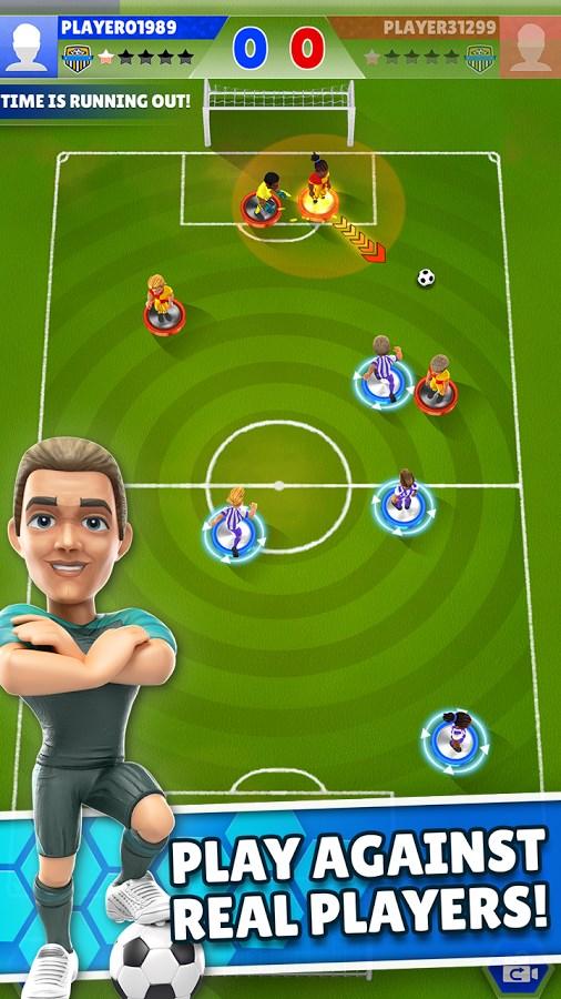 Kings of Soccer - Imagem 2 do software