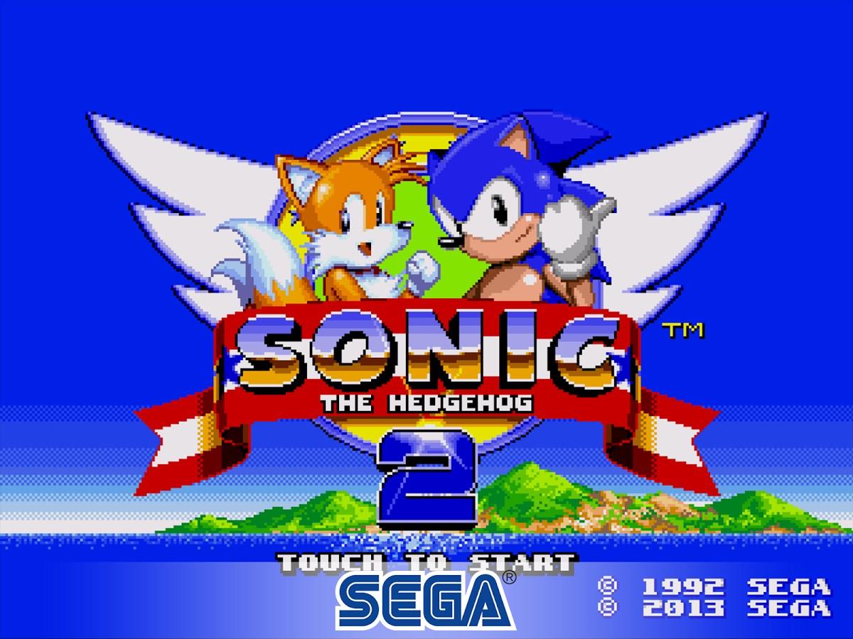 Sonic the Hedgehog 2 Classic - Imagem 1 do software
