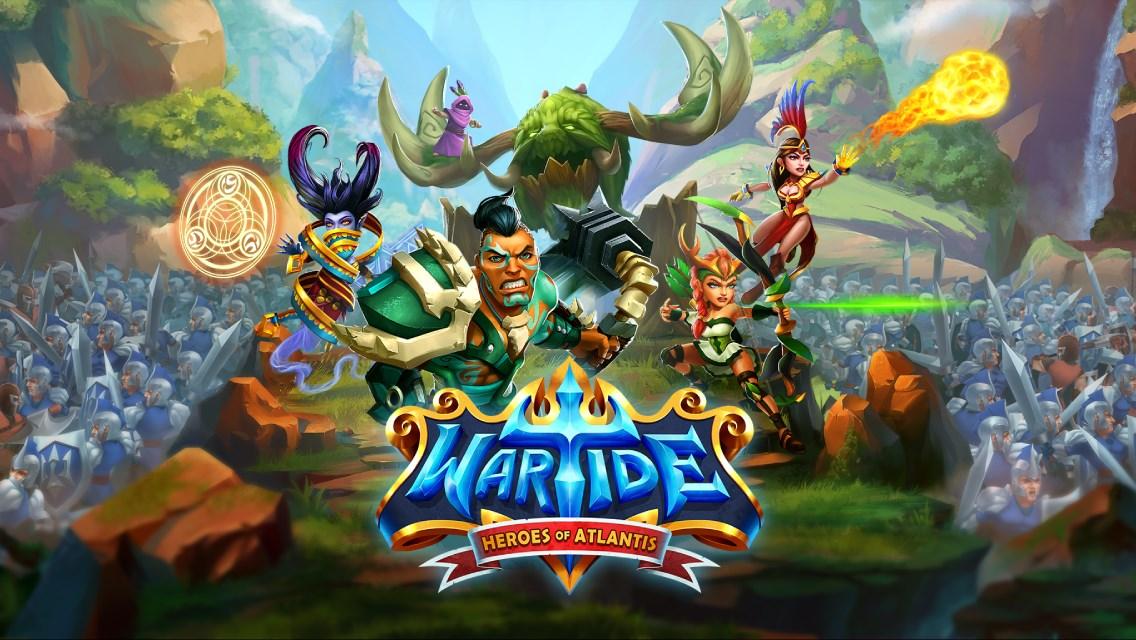 Wartide: Heroes of Atlantis - Imagem 1 do software