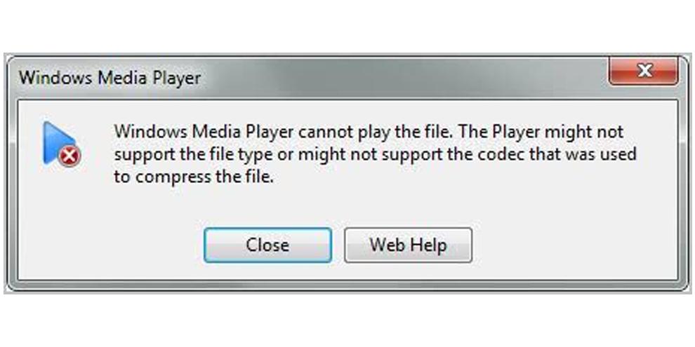 Como resolver o erro 'não foi possível executar o arquivo