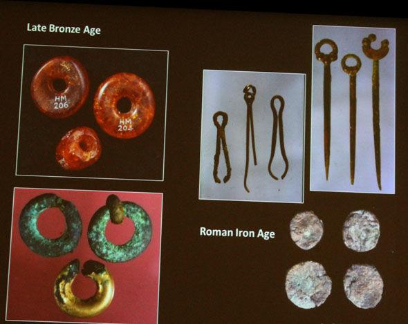 Artefatos da Idade do Bronze