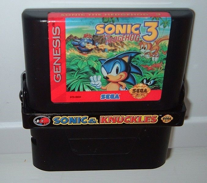 sonic e knuckles