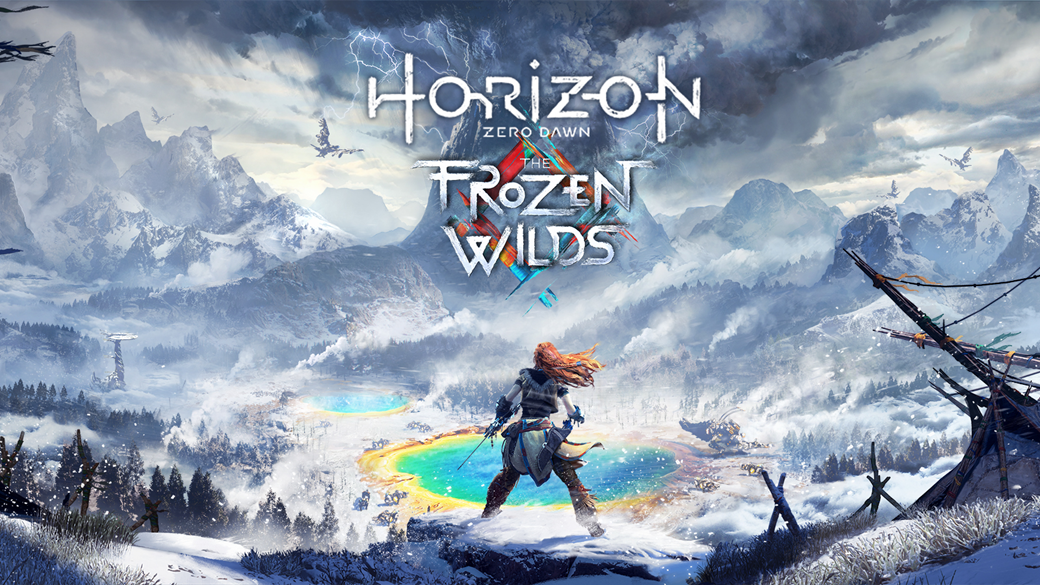 Horizon Zero Dawn The Frozen