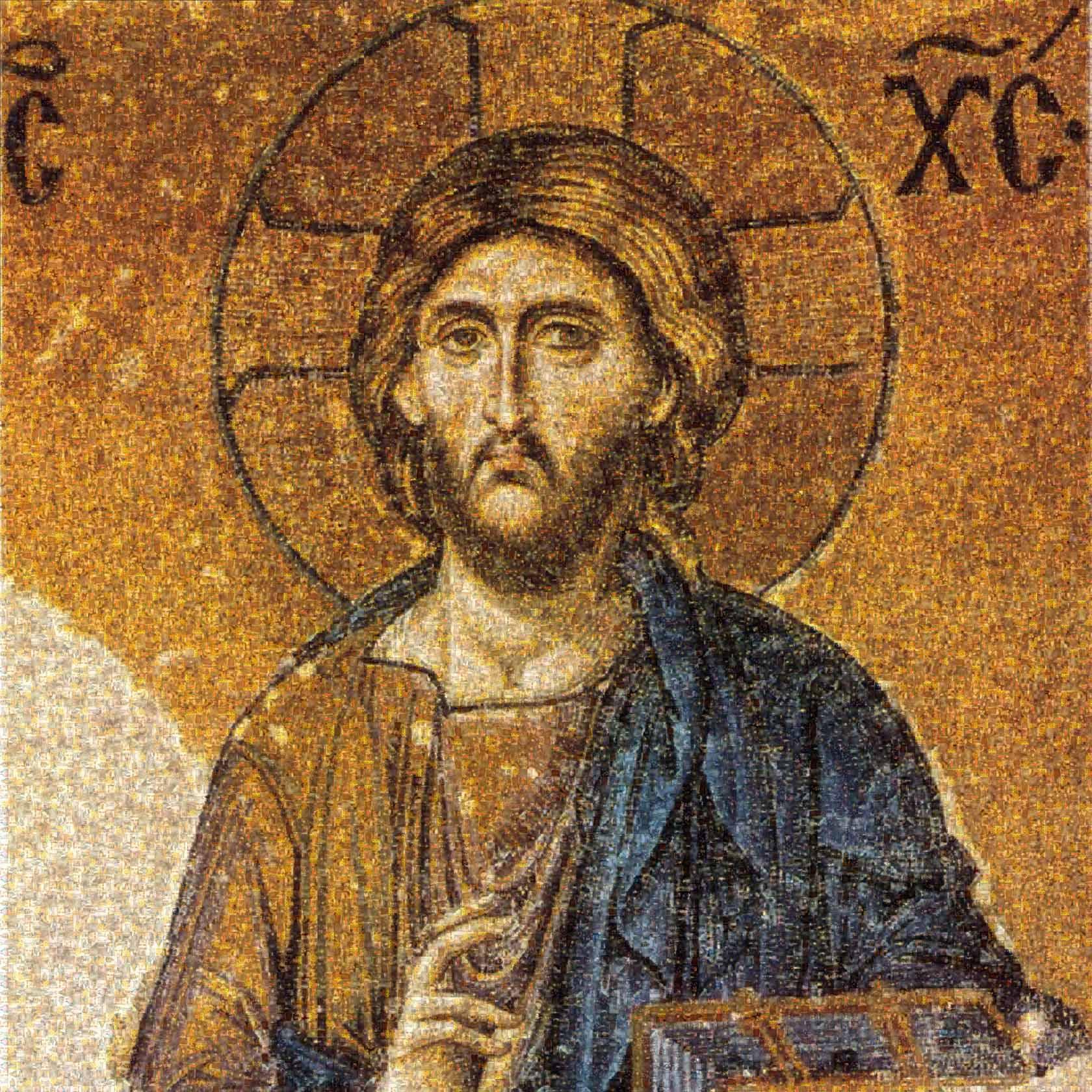 Jesus Hagia Sofia