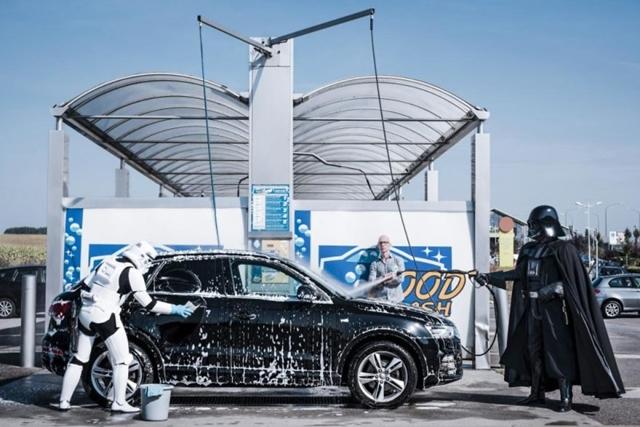 Lavador de carros