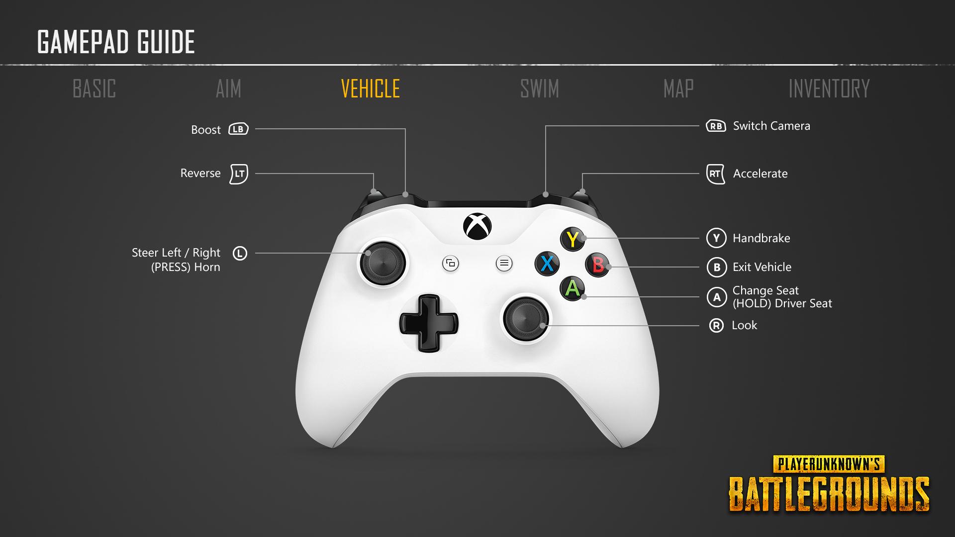 PUBG ganha horário de liberação no Xbox One e detalhes de seus controles