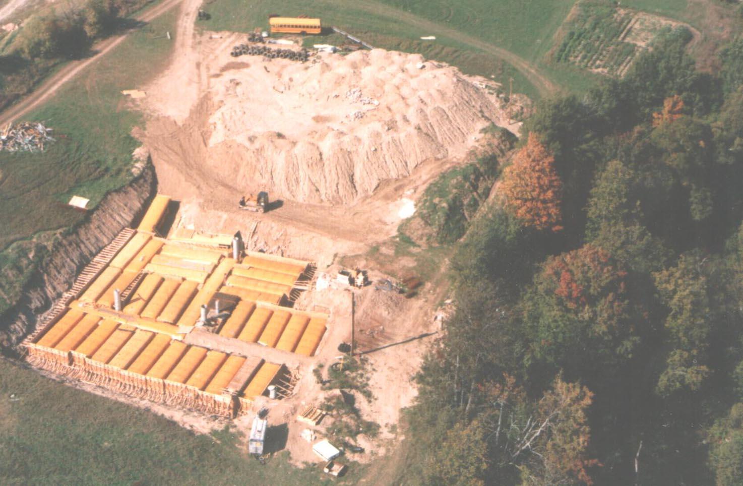 Área do bunker
