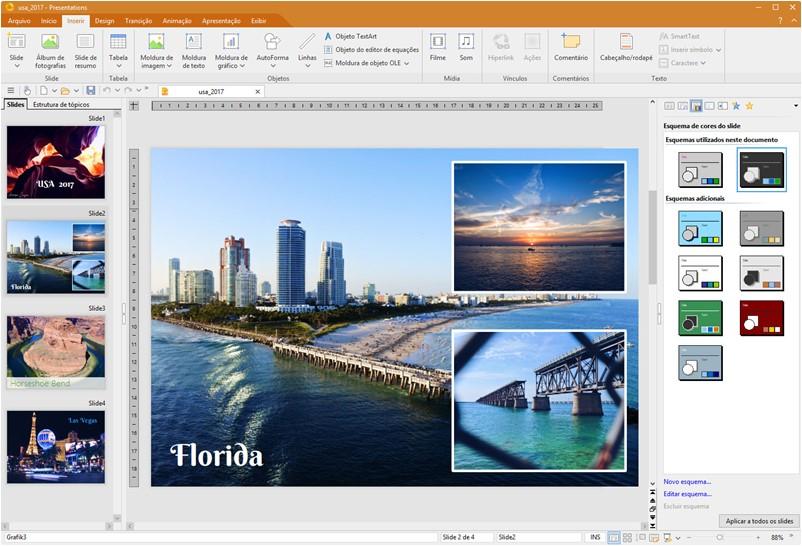 Ashampoo Office 2018 - Imagem 3 do software