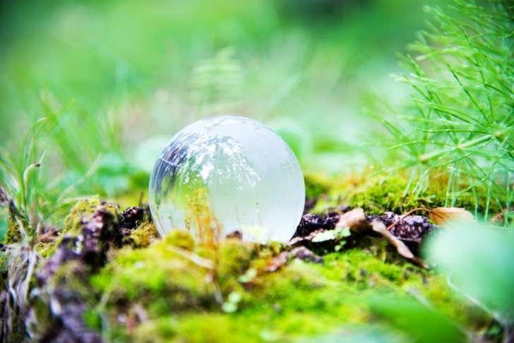 Esfera gelatinosa