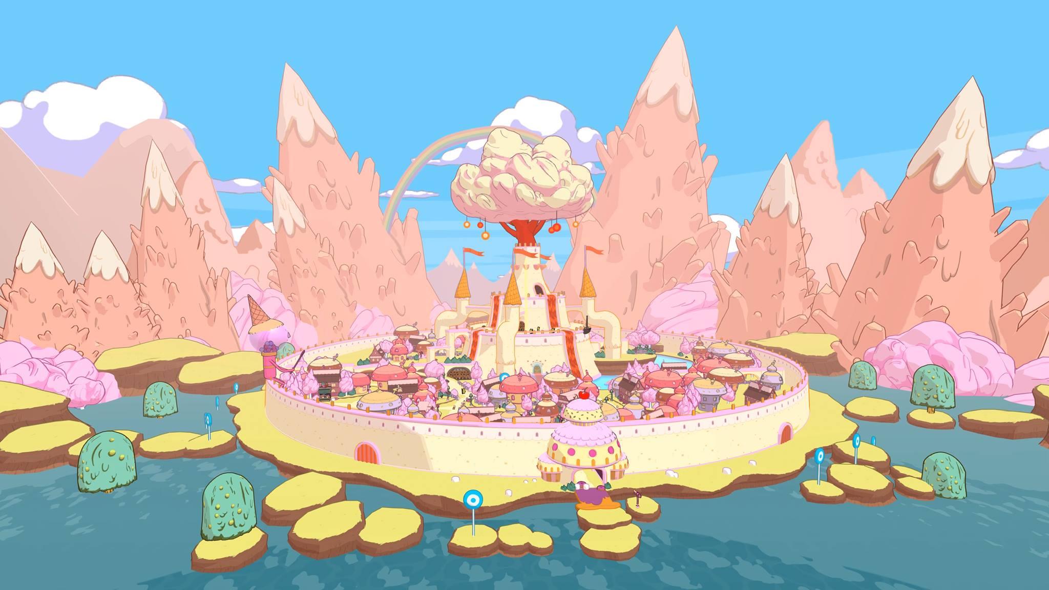 Adventure Time: game de mundo aberto chega aos consoles e ao PC em 2018
