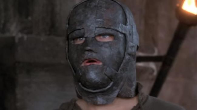 homem da máscara de ferro