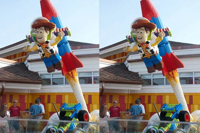 "Woody, de ""Toy Story"""