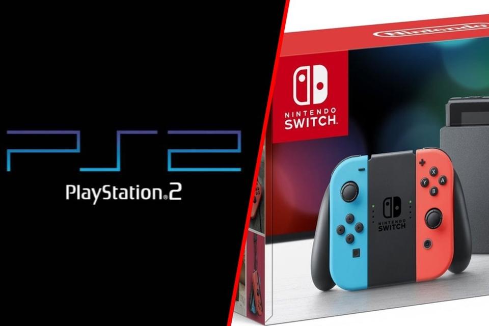 Assustador: Nintendo Switch vendeu mais que PS2 em seu primeiro ano