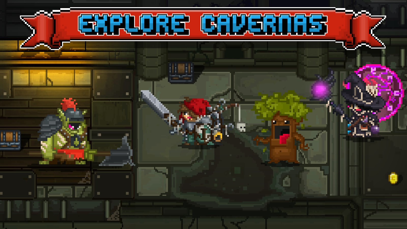Bit Heroes - Imagem 1 do software