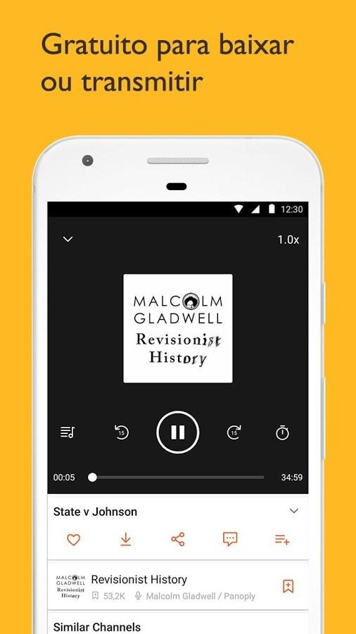 CastBox: Podcast Gratuito - Imagem 2 do software