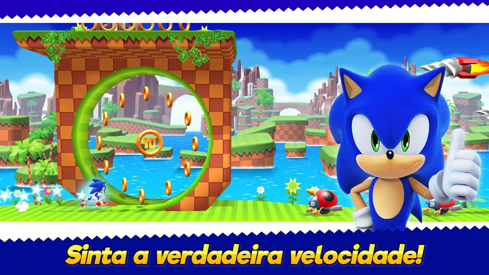 Sonic Runners Adventure - Imagem 1 do software