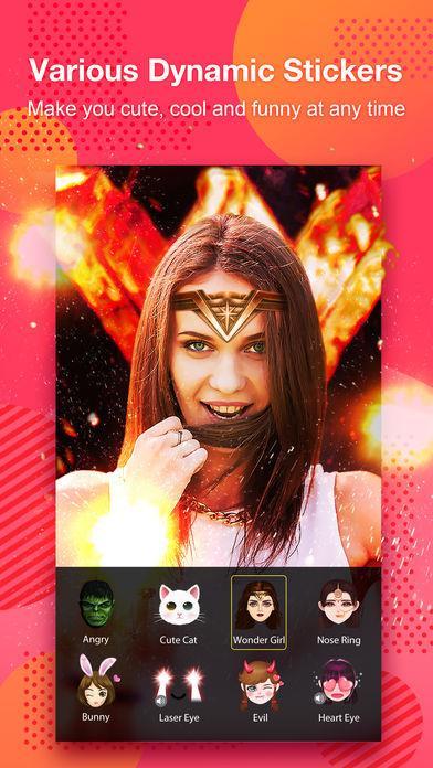 LIKE -Magic Music Video Editor - Imagem 2 do software