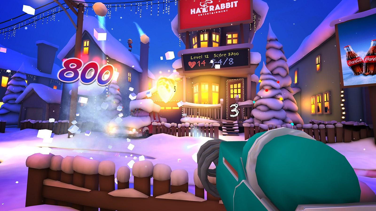 Merry Snowballs - Imagem 1 do software