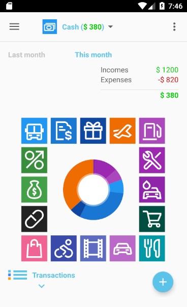 Finice – Money Tracker - Imagem 1 do software