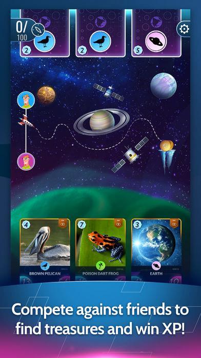 Discovery Card Quest - Imagem 2 do software