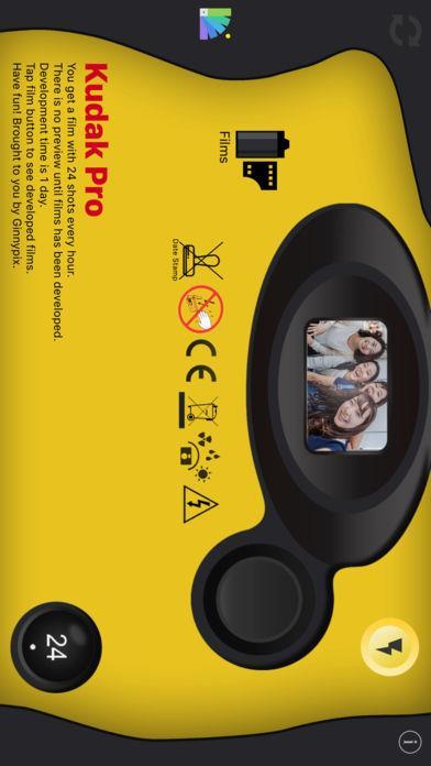 Kudak Pro Disposable Cam - Imagem 1 do software