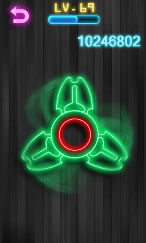 Fidget Spinner - Imagem 1 do software