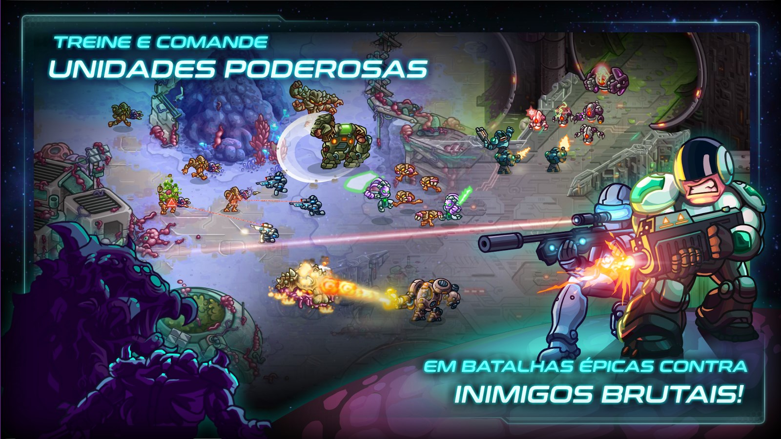 Iron Marines - Imagem 1 do software
