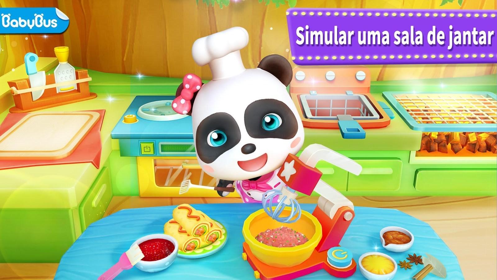 Pequeno Panda Restaurante - Imagem 1 do software