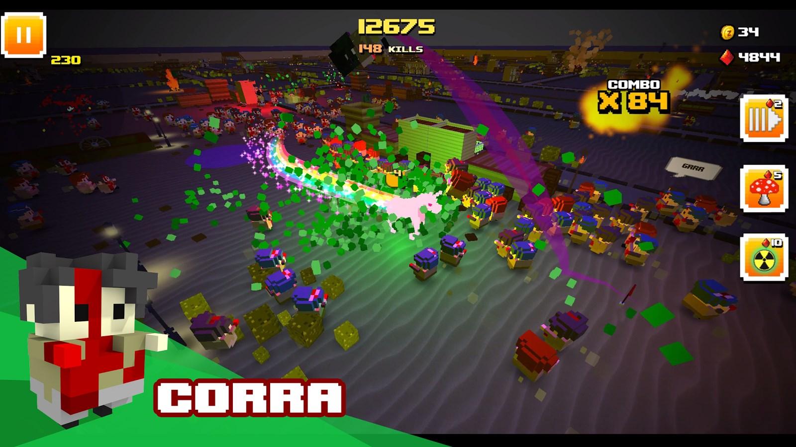 Zombie Bloxx - Imagem 1 do software