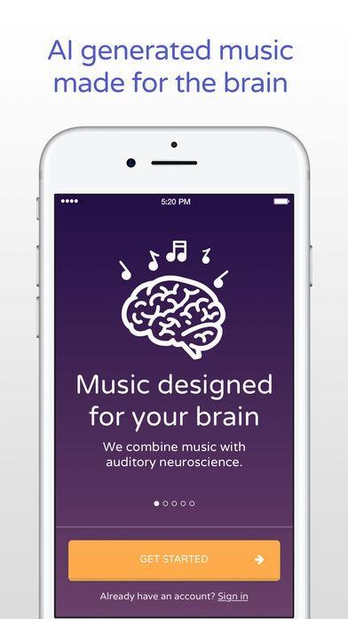Brain.fm: Music for the Brain - Imagem 1 do software