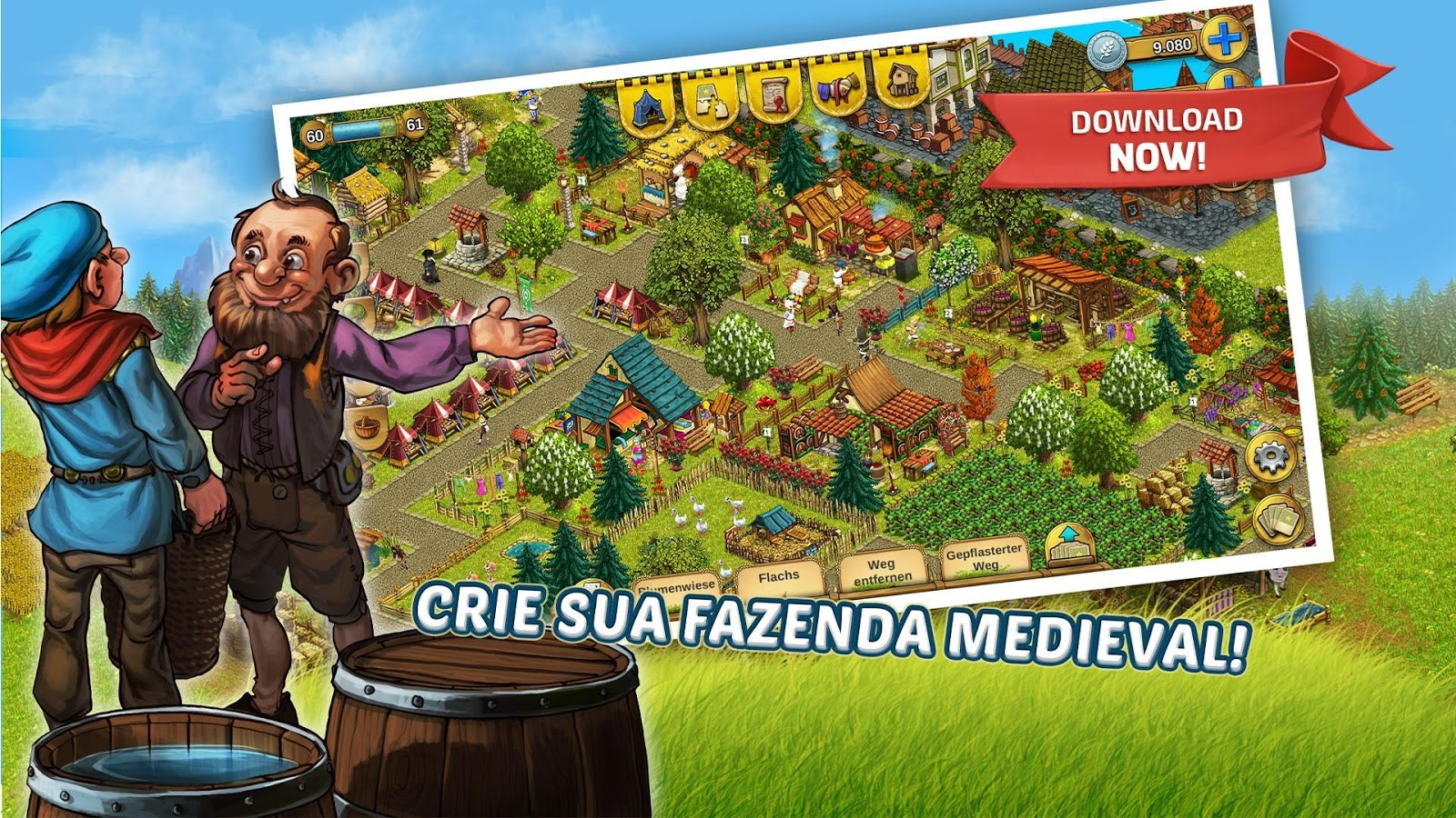 My Little Farmies Mobile - Imagem 1 do software