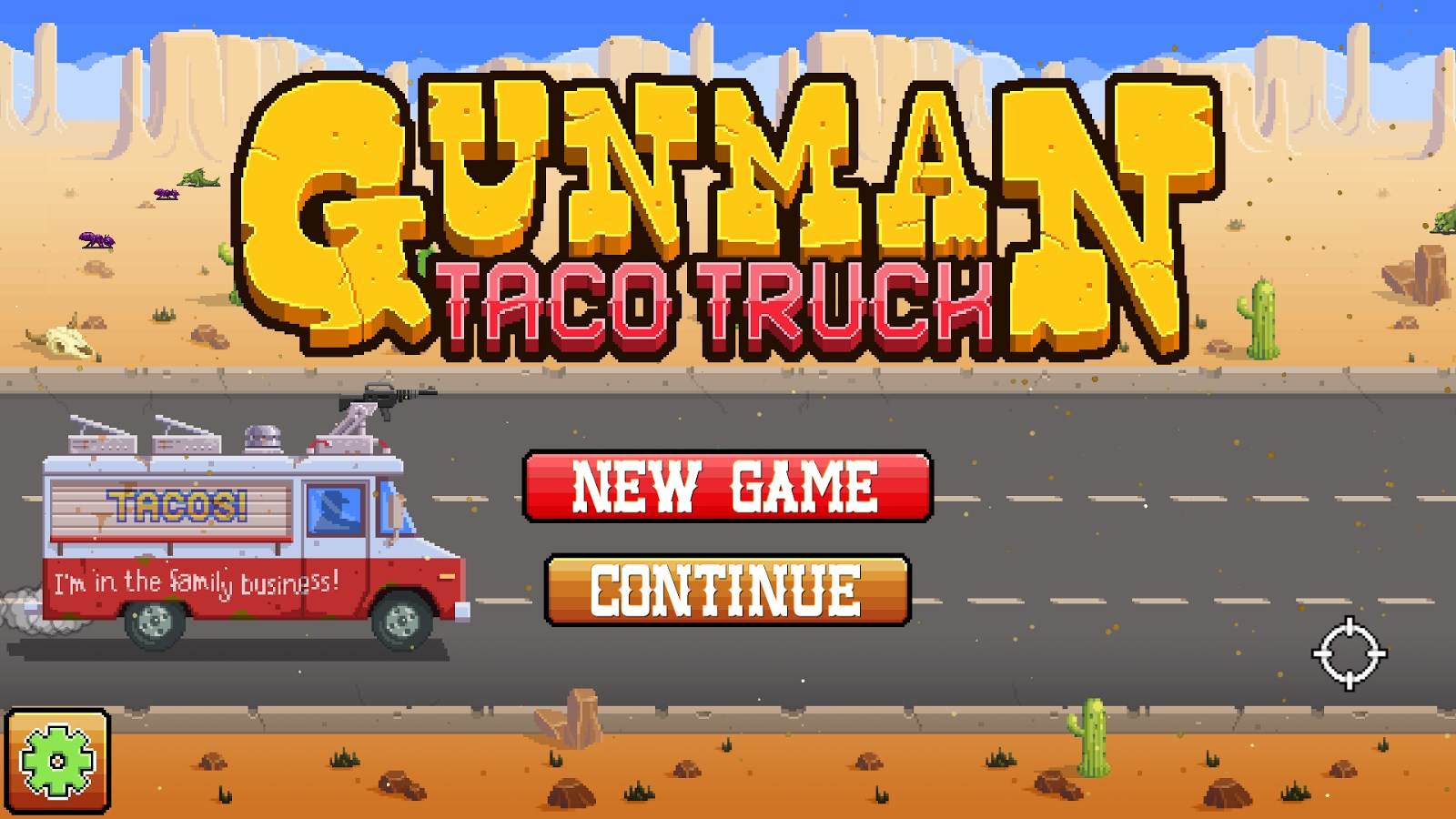Gunman Taco Truck - Imagem 1 do software