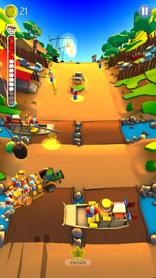 Drifting School Bus - Imagem 2 do software