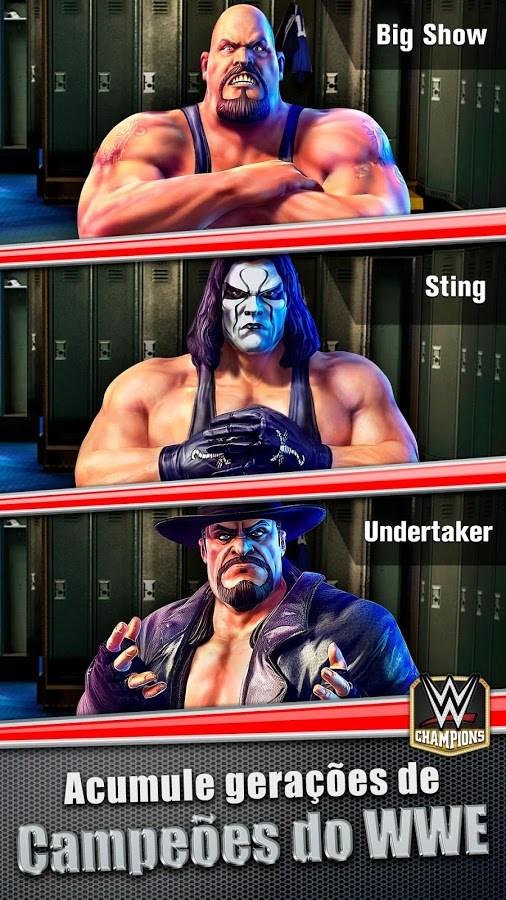 WWE Champions - Imagem 1 do software