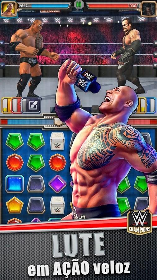 WWE Champions - Imagem 2 do software
