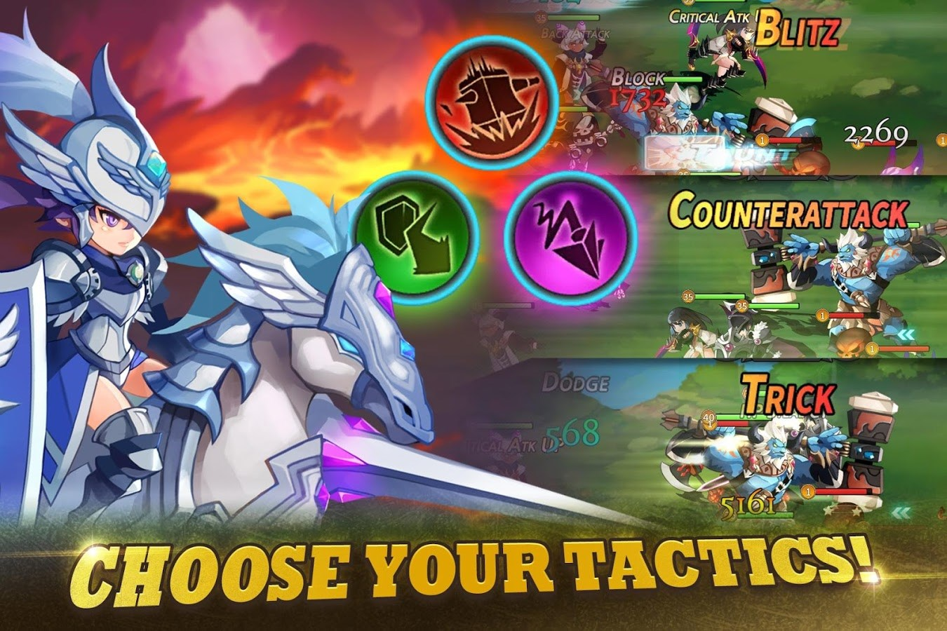 Tactics Squad: Dungeon Heroes - Imagem 1 do software