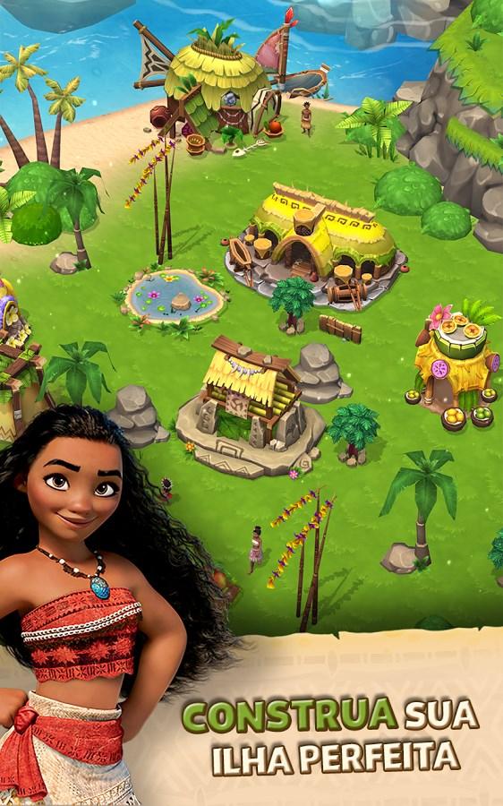 Moana: Ilha de Aventuras - Imagem 1 do software