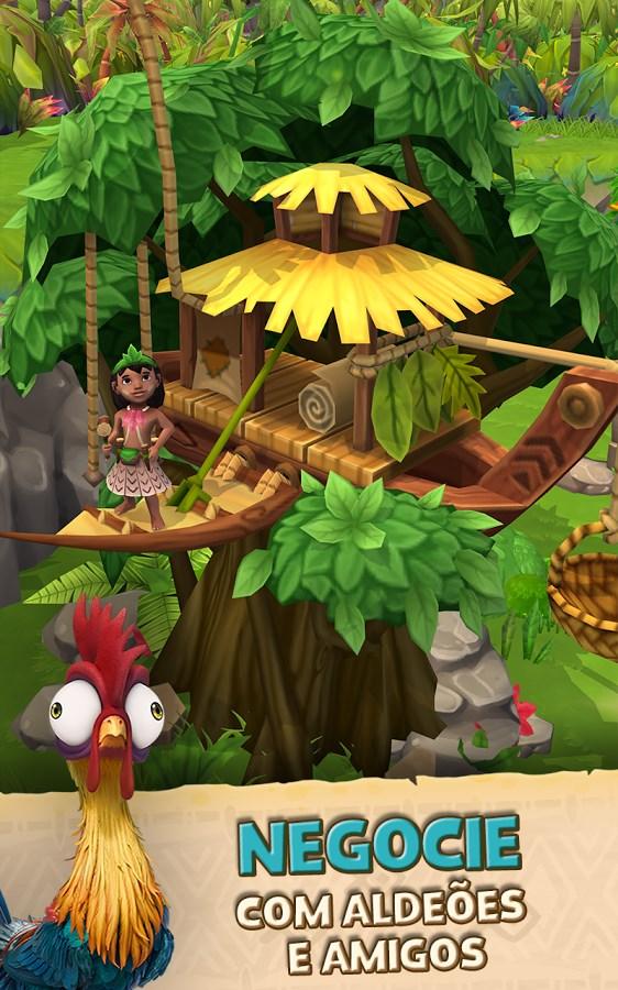 Moana: Ilha de Aventuras - Imagem 2 do software