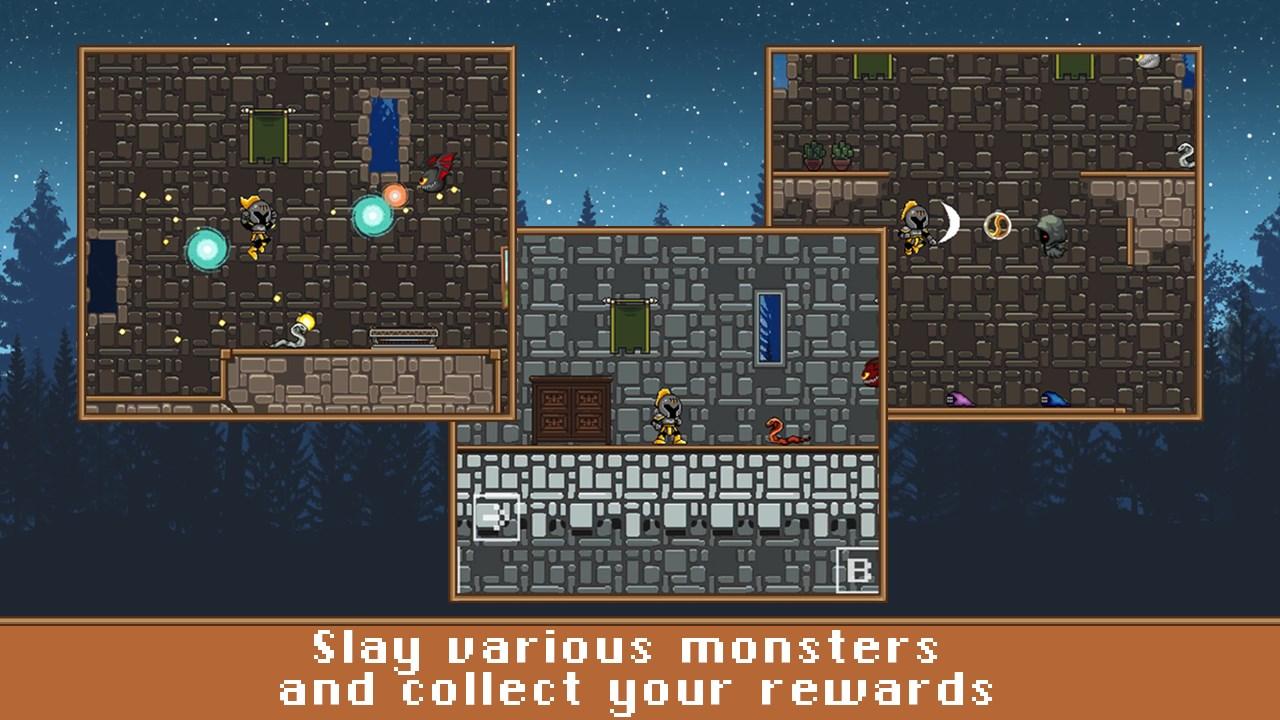 Rogue Castle: Roguelike Action - Imagem 1 do software