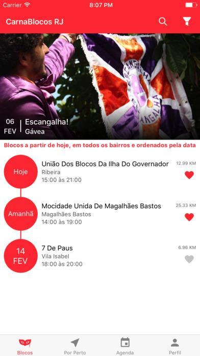 CarnaBlocos Rio 2018 - Imagem 1 do software