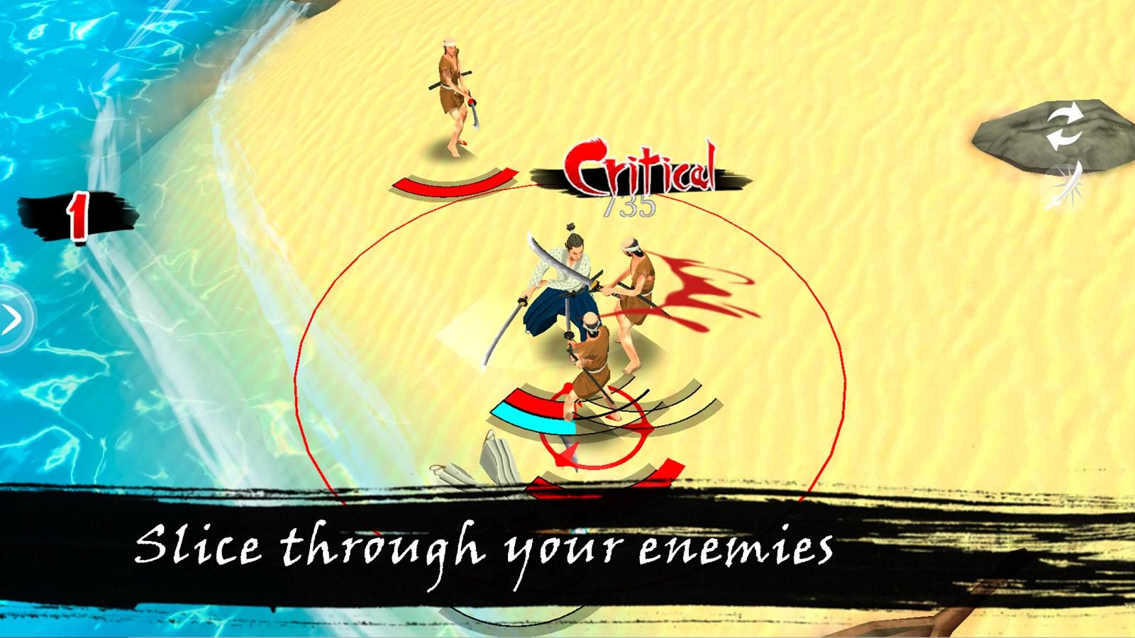 Bushido Saga - Imagem 1 do software