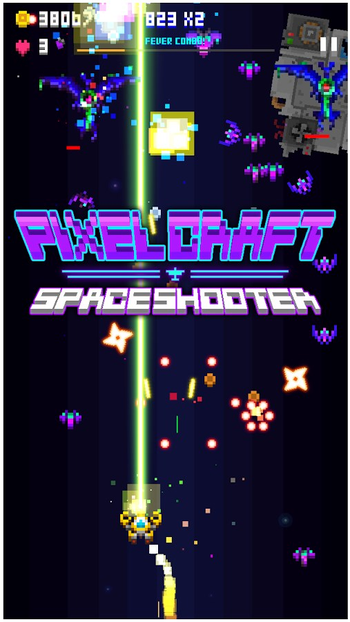 Pixel Craft - Space Shooter - Imagem 1 do software