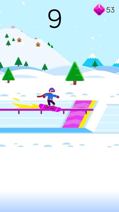 Ketchapp Winter Sports - Imagem 2 do software
