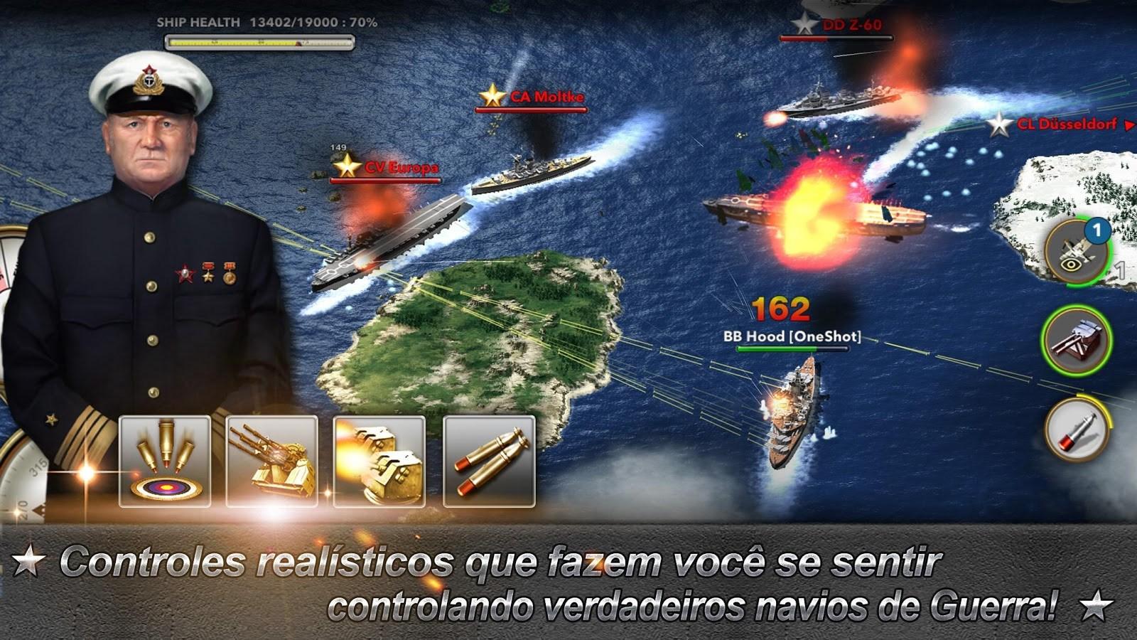 Navy Field - Imagem 1 do software