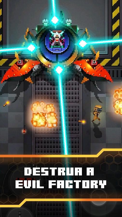 Evil Factory - Imagem 5 do software