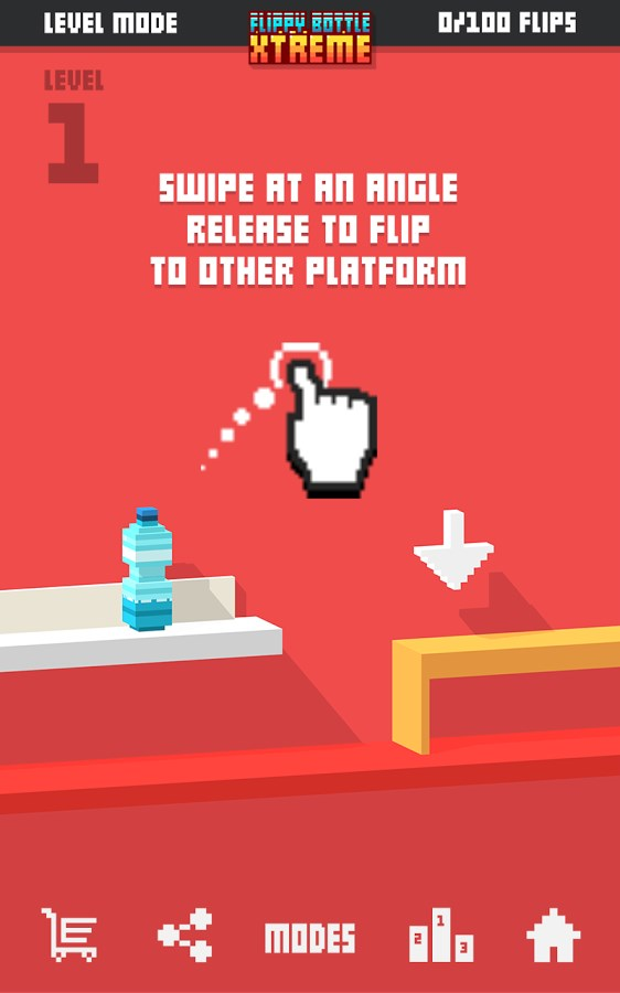 Flippy Bottle Extreme! - Imagem 1 do software