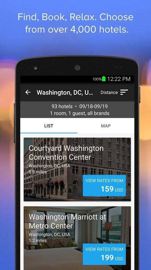 Marriott International - Imagem 1 do software