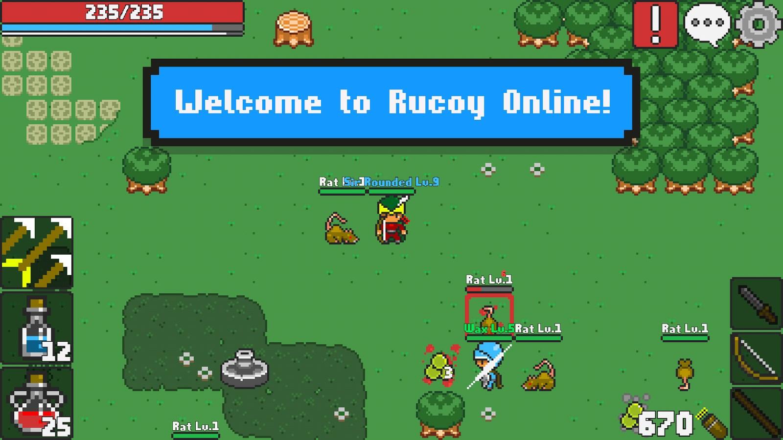 Rucoy Online - Imagem 1 do software