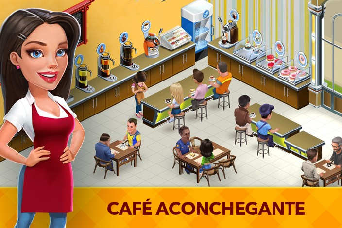 My Cafe: Recipes & Stories - Imagem 1 do software